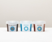 Cornish Sea Salt Co. Smoked, Original and salt & Pepper Trio