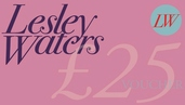 LW Twenty Five Pounds Gift Voucher